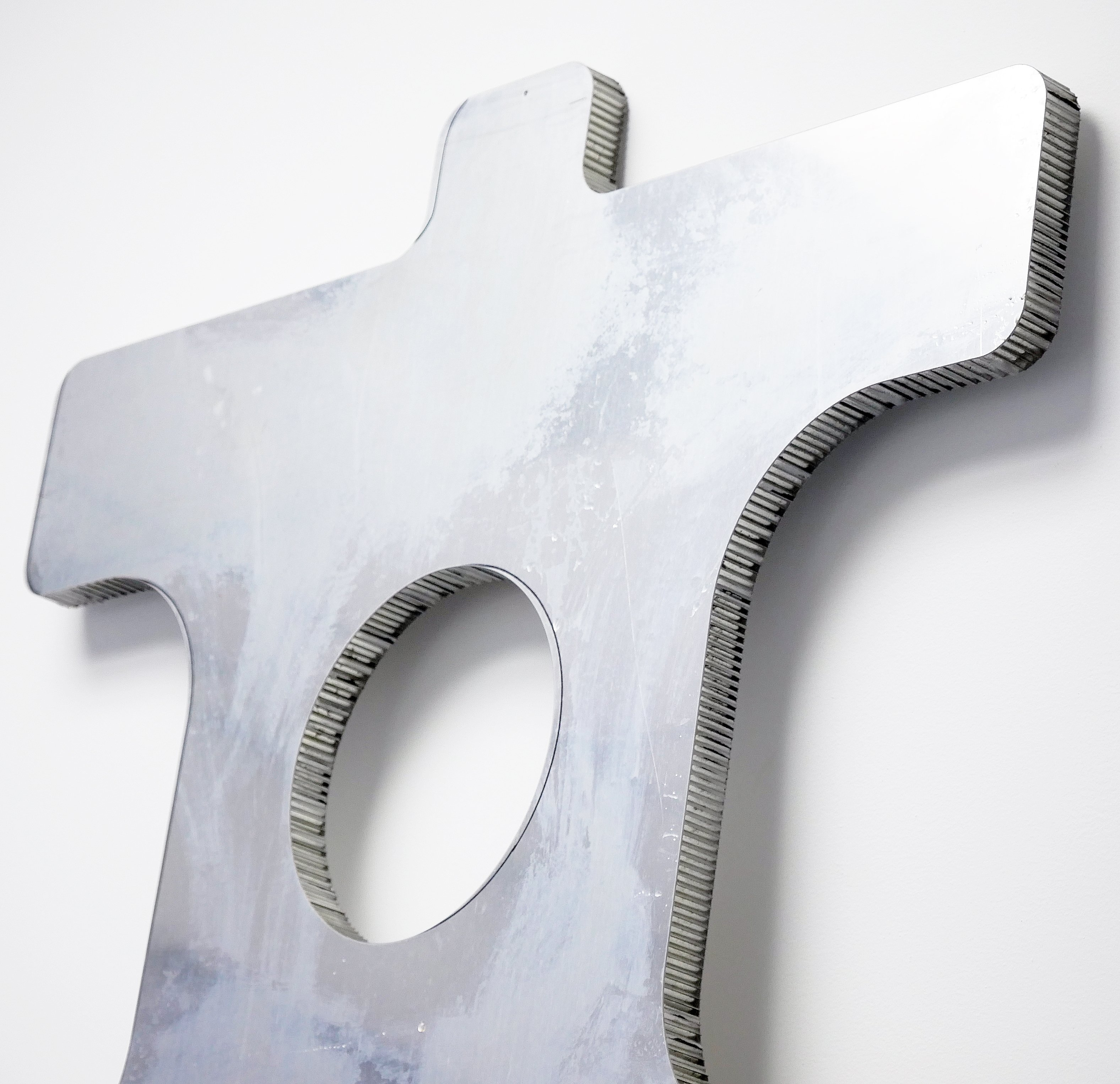 Honeycomb aluminum (1IN-2)