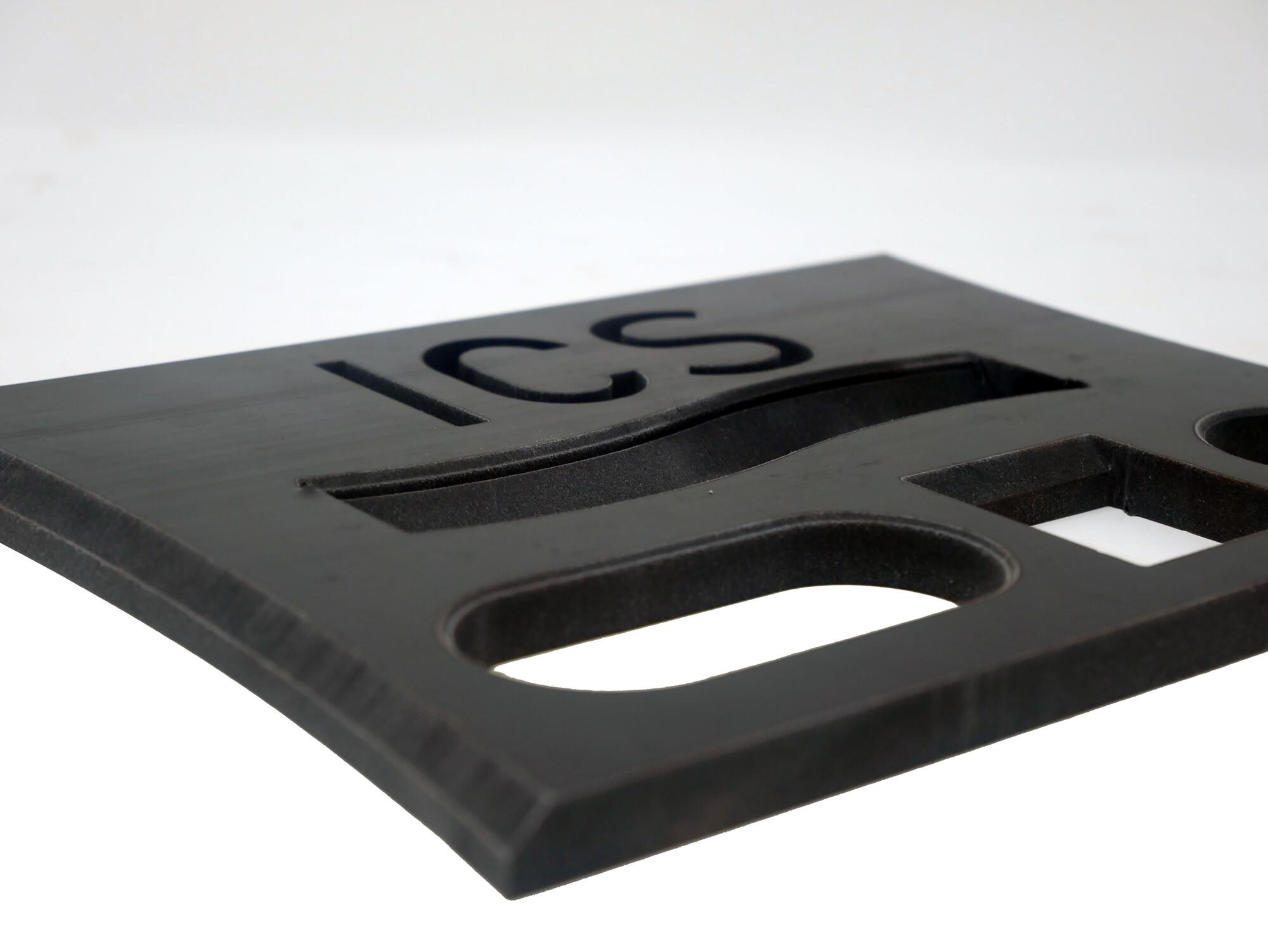 ICS Custom 5-axis waterjet cutting