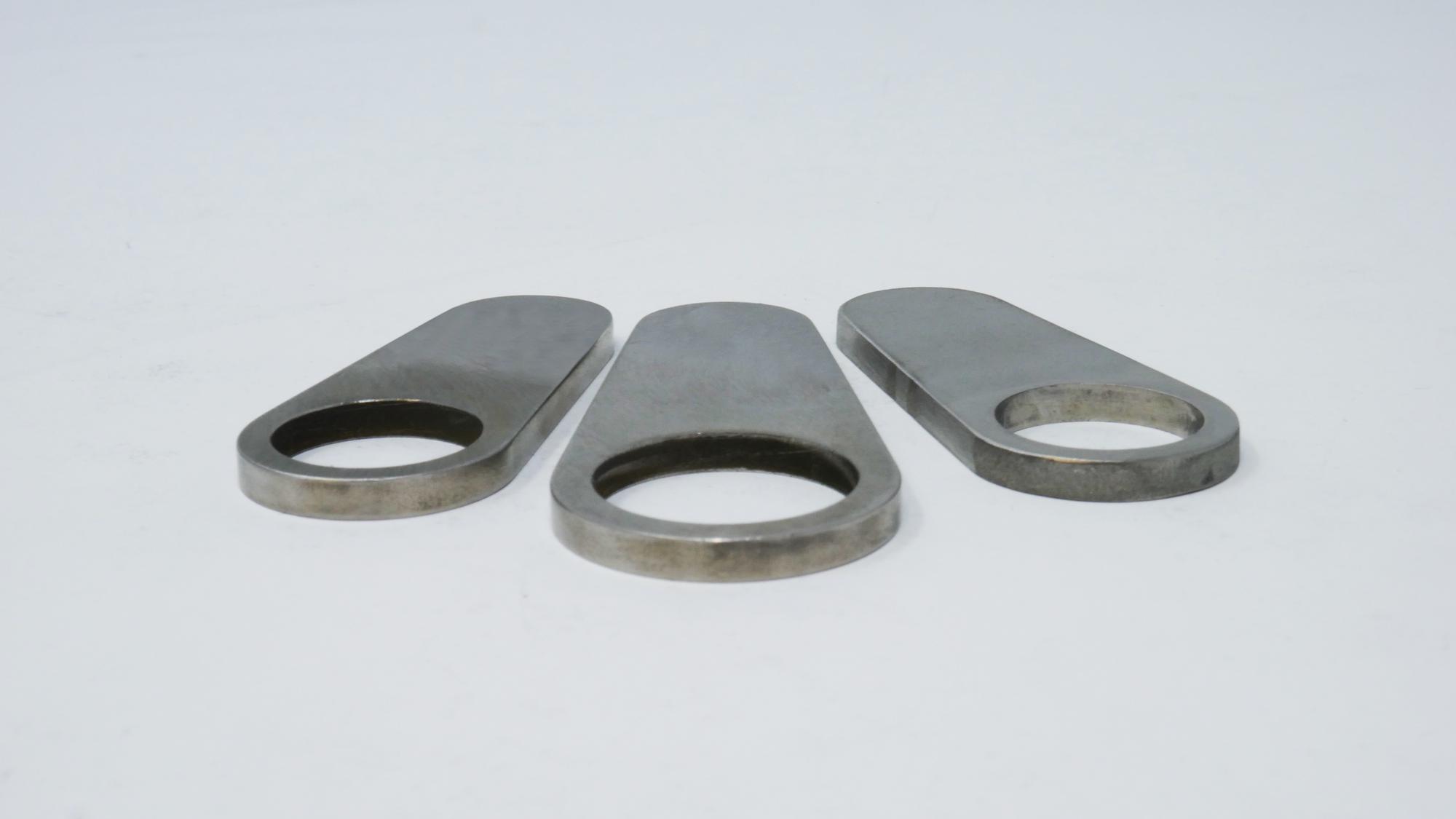 waterjet cutting for metal material